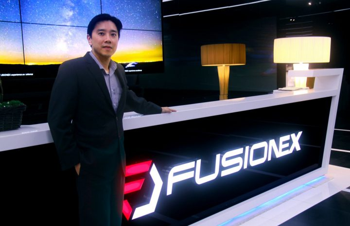Fusionex International Plc Ord Npv