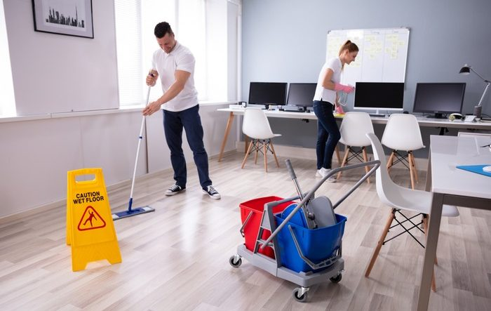 What Can You Anticipate from End of Lease Cleaning?