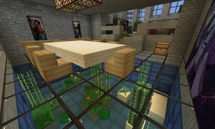 The Birth Of Minecraft Cooking Area Concepts
