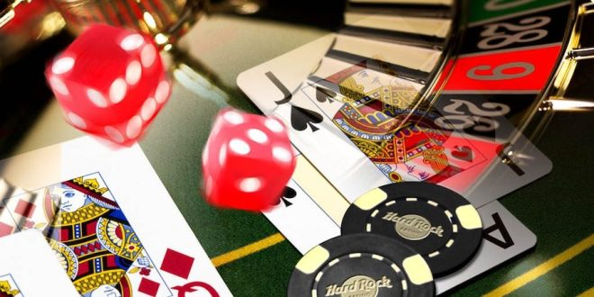 Remember Your First Casino Lesson? I've Got Some News