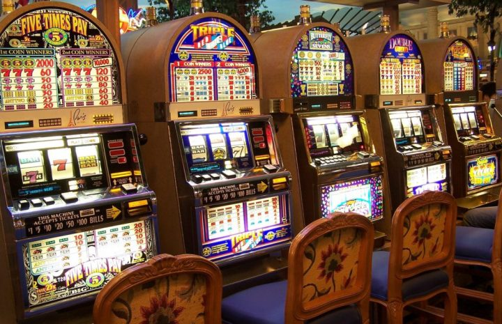 Four Concepts About Casino That Work