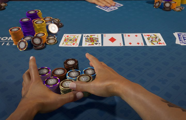 The Right Way To Get A Online Gambling?