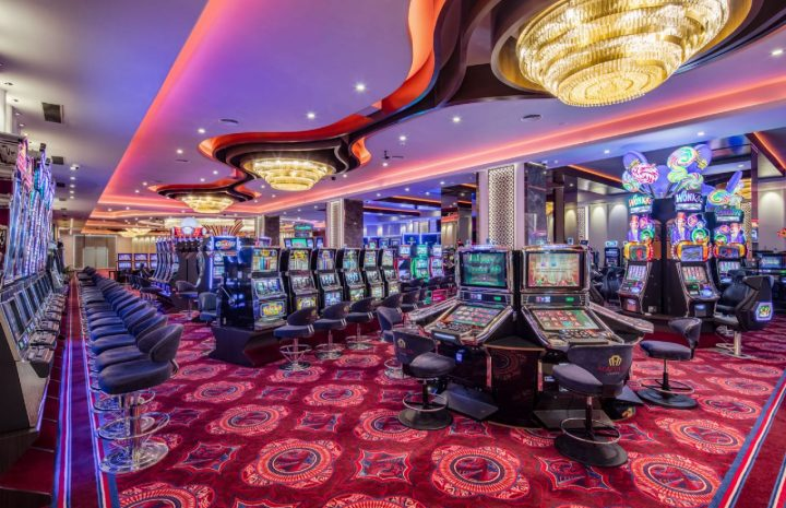 Casino No More An Enigma