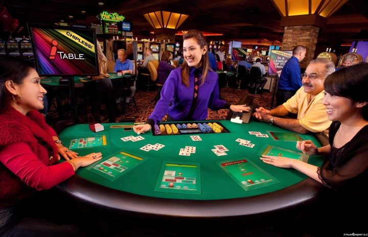 One Surprisingly Efficient Option to Online Casino